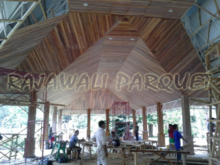 Jual Lantai Kayu Parquet Harga Murah