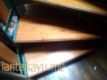 harga papan tangga kayu