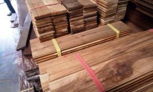 Lantai Kayu flooring