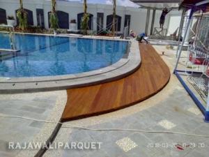 decking kayu solid