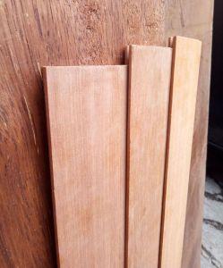 plafond kayu kumea