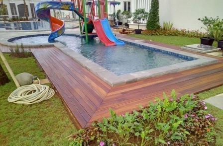 lantai kayu outdoor nganjuk