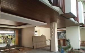plafond kayu keruing bali