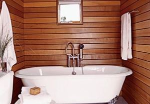 plafon kayu kamar mandi