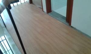 lantai kayu laminated jaksel