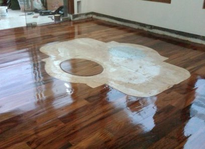 jual lantai kayu di karawang