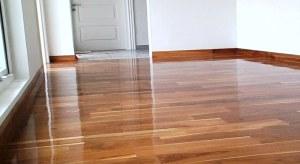 lantai kayu karawang