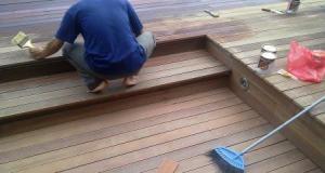 pemasangan decking