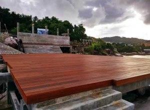 decking kayu jakarta