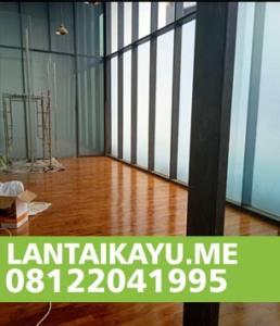Jual Lantai Kayu Indoor