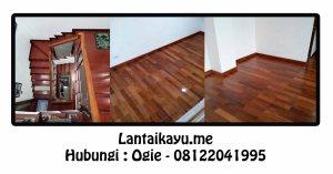 macam - macam lantai kayu