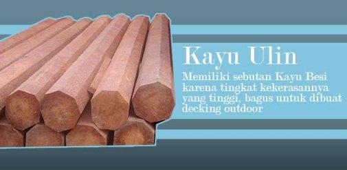 Kayu Ulin