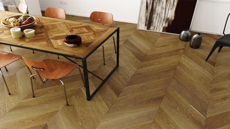Rekomendasi lantai kayu solid