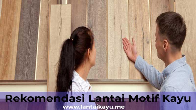 5 jenis lantai motif kayu dengan harga murah